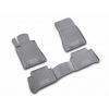 Коврики 3D в салон (3 шт., полиуретан) для УАЗ Patriot I 2012-2014 (Novline, ELEMENT3DA39784210k)