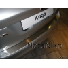 Накладка на задний бампер для Ford Kuga 2008+ (Nata-Niko, B-FO16)