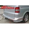 Накладка на задний бампер  для Volkswagen T5 Transporter/Multivan (AD-Tuning, VW0004)