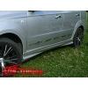 Аэродинамические накладки на пороги для Chevrolet AVEO 2004 - (AD-Tuning, CA031)