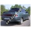 Спойлер на крышку багажника (со стопом, на скобах) для ВАЗ-2110 (AD-Tuning, VZ32110SS)