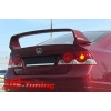 "Задний спойлер на крышку багажника ""Mugen-Style"" для Honda Civic 4d (AD-Tuning, HC3MS)"