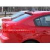 Спойлер заднего стекла (бленда) для Mazda 3 2003- (AD-Tuning, M33BL)