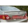 """Задний спойлер на крышку багажника """"сабля"""" для Toyota Corolla 2006- (AD-Tuning, TC3ZS)"""