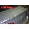 """Задний спойлер на крышку багажника """"сабля"""" для Volkswagen Passat 2006- (AD-Tuning VWB63ZS)"""
