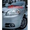 Реснички для Chevrolet Aveo 2004 - (AD-Tuning, CA01R)
