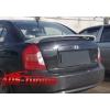 "Спойлер на крышку багажника ""Mobis-style"" для Hyundai Accent (AD-Tuning, AdTun-HACST)"