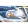 Защита передних фар прозрачная Mitsubishi Pajero Sport 2000- (EGR, 226120)
