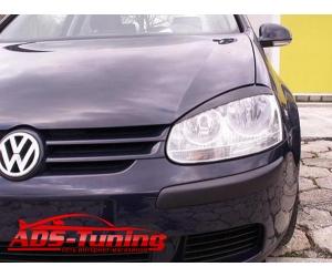 Реснички для Volkswagen Golf V (AD-Tuning, VWG5-FLC)