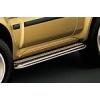 Пороги с листом Suzuki Jimny 1998- (Cobra, SU2225)